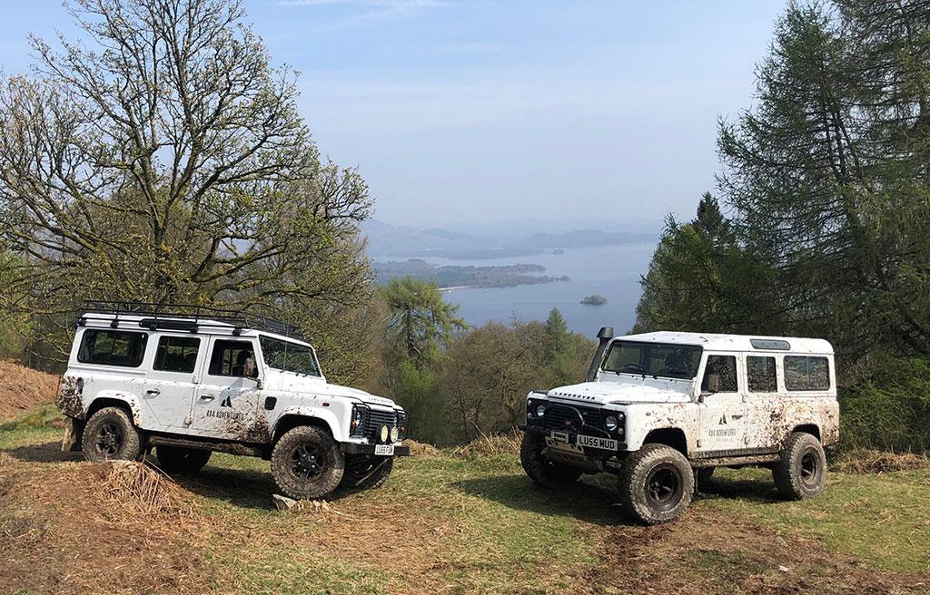 Scotland-Holiday-Loch-Lomond-4x4
